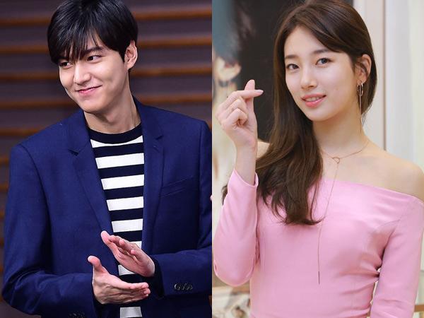 Lee Min Ho dan Suzy Dikabarkan Buat Perayaan 2 Tahun Pacaran, Ini Respon Agensi