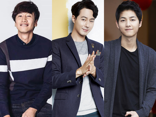 Diminta Pilih Lee Kwang Soo atau Song Joong Ki, Ini Jawaban Lucu Jo In Sung