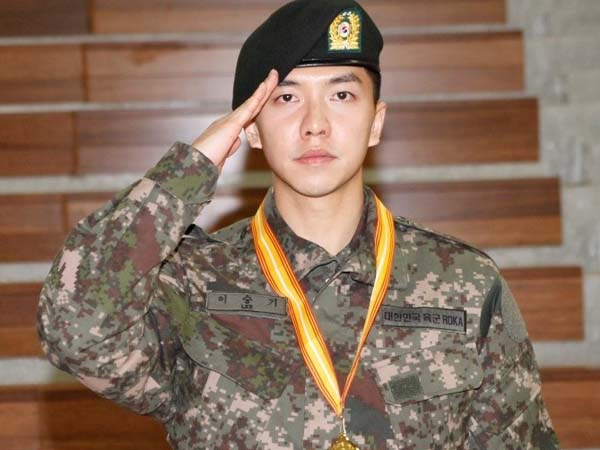 Masih Jalani Wajib Militer, Seperti Apa Kabar Lee Seung Gi?