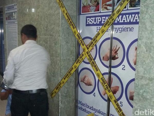 Satu Lift RS Fatmawati Jatuh, 12 Orang Terluka
