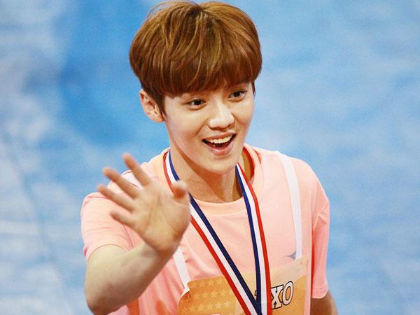 Penampilan Cemerlang Luhan EXO di Idol Futsal Championship Tuai Pujian!