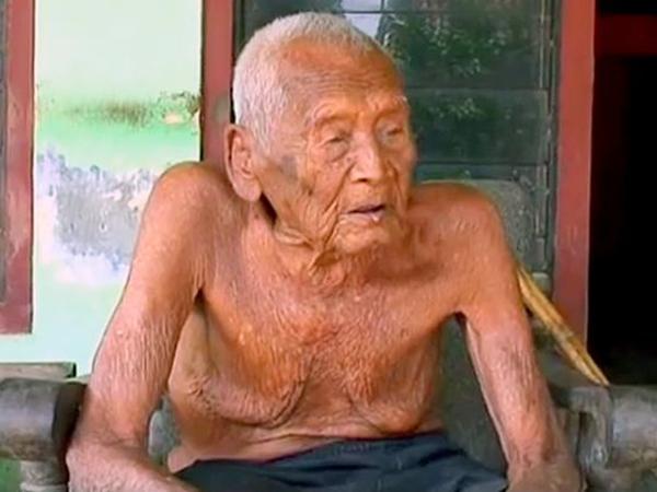 Usianya Mencapai 145 Tahun, Manusia Tertua di Dunia Asal Indonesia Ingin Segera Meninggal