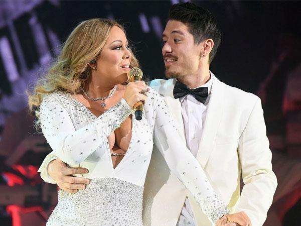 Keceplosan, Mariah Carey Konfirmasi Pacaran dengan Pria yang 13 Tahun Lebih Muda?