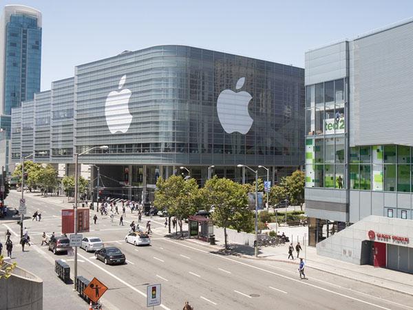 Diduga Bunuh Diri, Seorang Pegawai Muda Tewas di Markas Apple