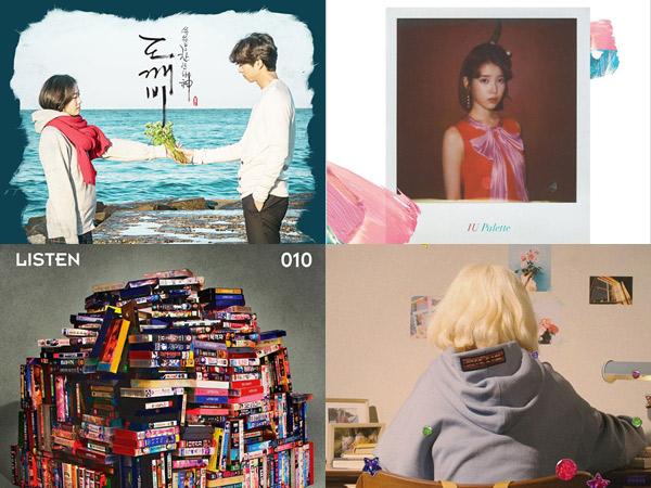 MelOn Korea Rilis TOP100 Chart Musik Sepanjang 2017, Inilah Jawaranya!