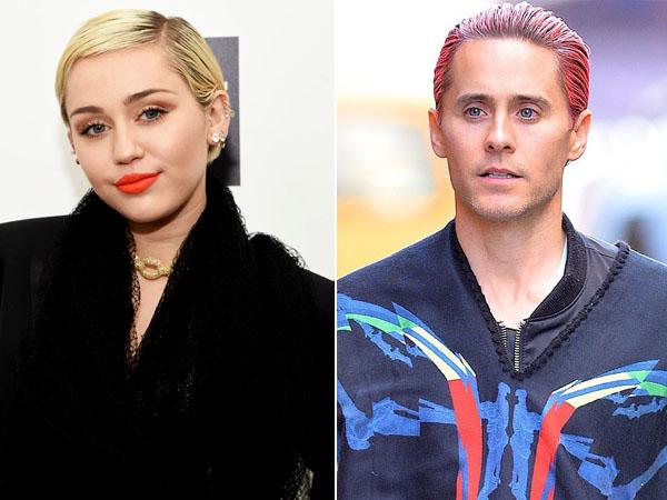 Miley Cyrus Diam-Diam Kencan dengan Jared Leto?