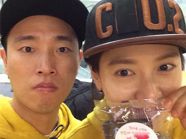 Fans Rayakan 4 Tahun Monday Couple, Kang Gary dan Song Ji Hyo Hadiahi Foto