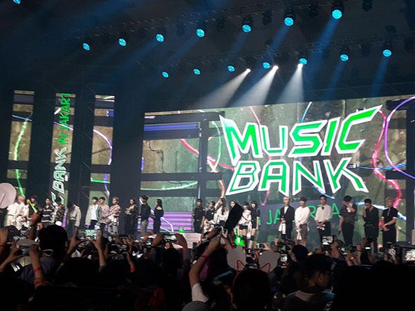 'Music Bank 2017' Sukses Kembali Puaskan Penggemar K-Pop di Jakarta!