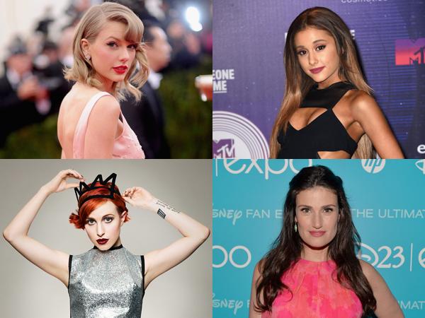 Inilah Para Musisi Perempuan Berpengaruh di Tahun 2014 Versi Billboard!