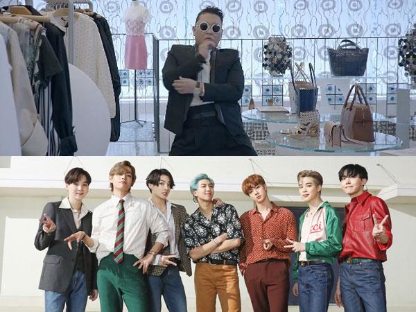 MV K-Pop dengan Jumlah Views Terbanyak dalam 24 Jam Sepanjang Masa