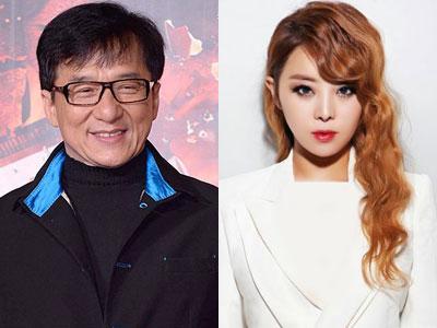 Narsha Brown Eyed Girls Tertarik Menjadi Menantu Jackie Chan?