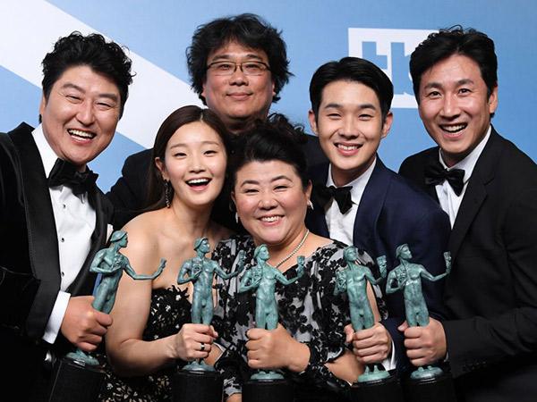 Parasite Jadi Film Bahasa Asing Pertama yang Menang SAG Awards
