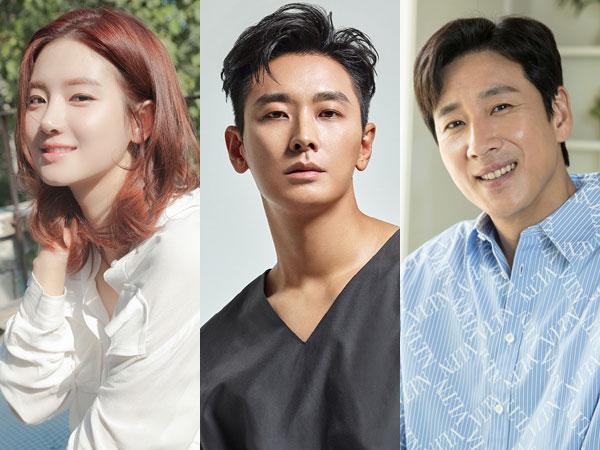Park Ju Hyun Gabung Joo Ji Hoon dan Lee Sun Gyun untuk Potensi Main Film Bareng