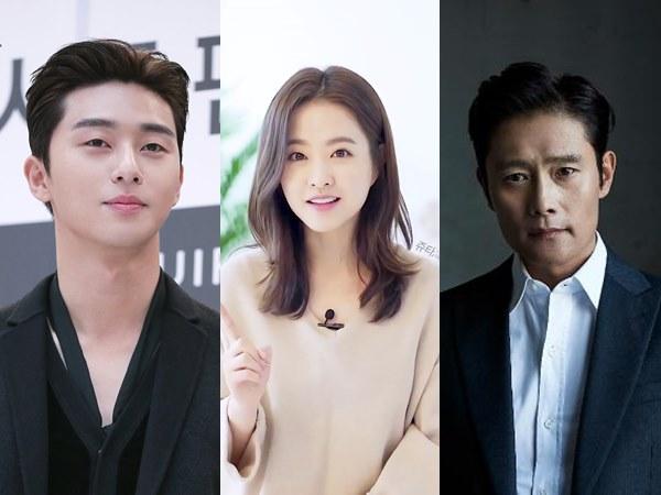 Park Seo Joon, Park Bo Young dan Lee Byung Hun Bintangi Film Baru