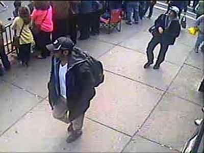 2 Pelaku Bom Boston Terungkap di CCTV
