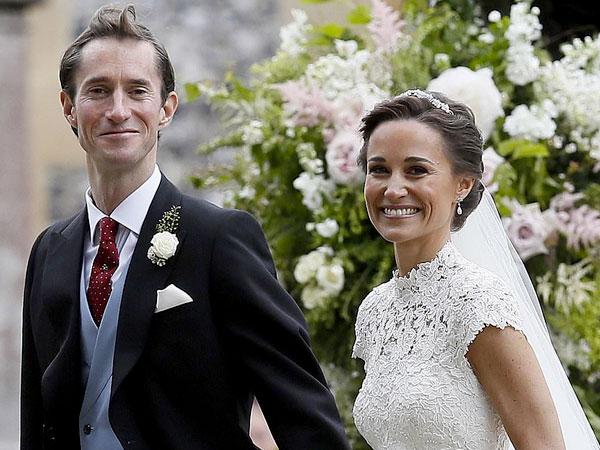 Selamat, Pippa Middleton Akhirnya Resmi Dinikahi Seorang CEO
