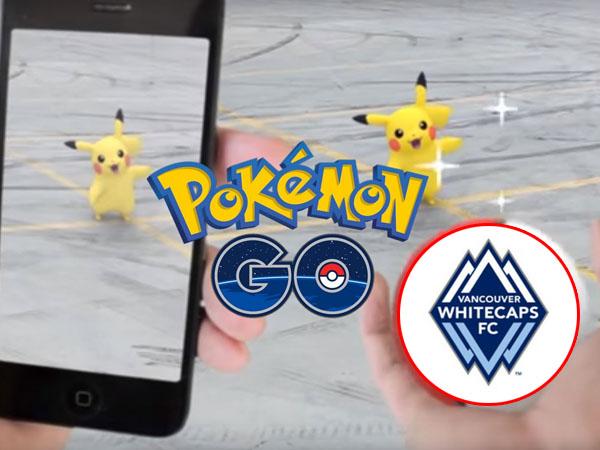 Unik, Klub Sepakbola Ini Perkenalkan Pemain A la 'Pokemon Go'