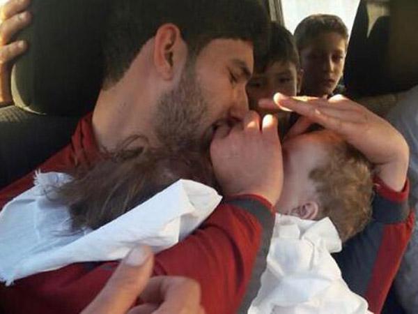 Tewaskan Anak-Anak, Gas Kimia Pembunuh di Suriah Lebih Kuat 81 Kali dari Sianida