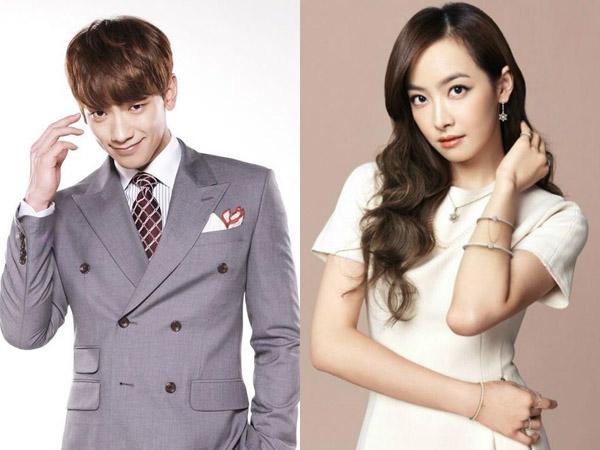 Usai Krystal, Rain Akan Jadi 'Pasangan' Member f(x) Ini di Sebuah Drama Tiongkok?