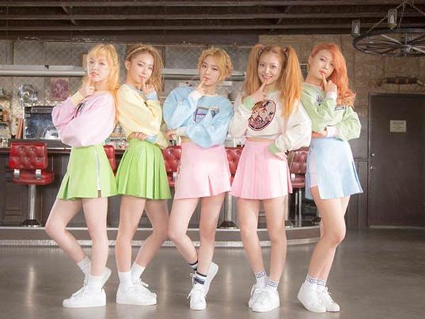 Red Velvet Tampil Colorful di Gurun Pasir California dalam MV 'Ice Cream Cake'