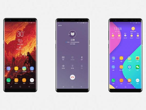 Rilis Akhir Agustus, Begini Desain Final Samsung Galaxy Note 8