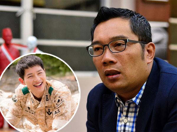 Setelah 'Goblin', Postingan 'Yoo Shi Jin' Ridwan Kamil Jadi Perhatian Netizen