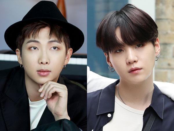 RM dan Suga BTS Debut di Chart Billboard Hot 100 Songwriters