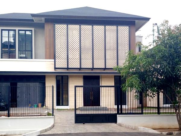 Megah dan Bergaya Kontemporer, Intip Rumah SBY yang Diberikan oleh Negara