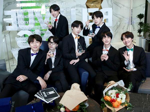 Keseruan BTS Gelar Acara Penghargaan Sendiri di 'Run BTS', Siapa Dapat Daesang?