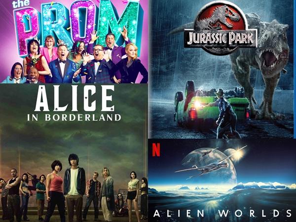 Daftar Sajian Netflix di Bulan Desember: Ada Film Nostalgia Lawas Hingga Terbaru