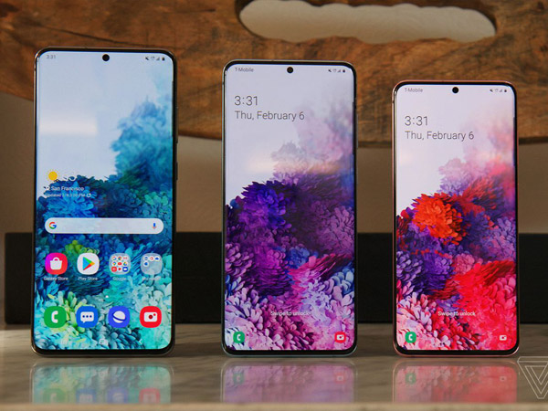 Samsung Resmi Perkenalkan Trio Galaxy S20 dengan Kamera 108MP dan Zoom 100x