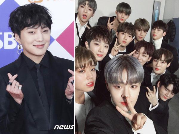 Momen Lucu Seungyoon WINNER Nyaris Jadi Member Wanna One ke-12 di 'SBS Gayo Daejun 2017'