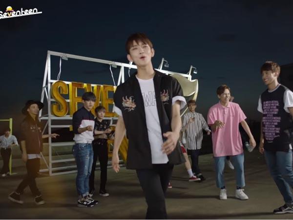 Asyik, Seventeen Rilis Video Spesial dari Lagu 'Very Nice'!