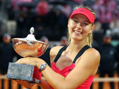 Wah, Maria Sharapova akan Ganti Nama Jadi 'Sugarpova' di Grand Slam?