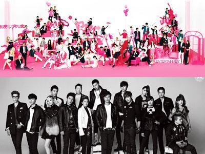 SM dan YG Entertainment Ungkap Keuntungan yang Diraih Sepanjang Tahun 2012