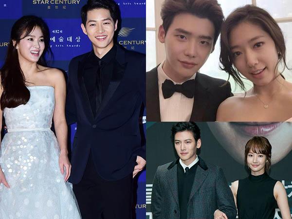 Para Pasangan di Drama Korea Ini Diharapkan Jadi Pasangan Sungguhan
