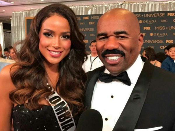 Steve Harvey Kembali Jadi MC Setelah Kesalahan Fatal, Miss Kolombia: Banyak Orang Benci Padamu