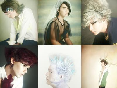 Inilah Keenam Foto Teaser Album Baru Super Junior