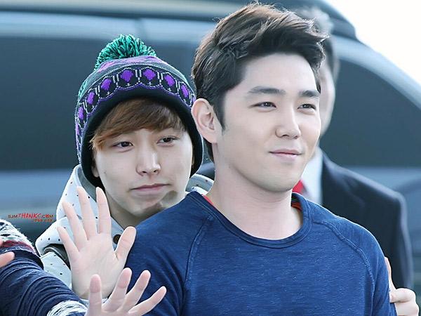 Agensi Umumkan Sungmin dan Kangin Super Junior Tidak Ikut Tur Konser SMTOWN