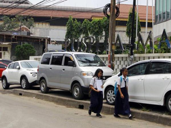Tarif Sekali Parkir DKI Jakarta Akan Jadi Rp 50.000 Mulai Oktober 2017