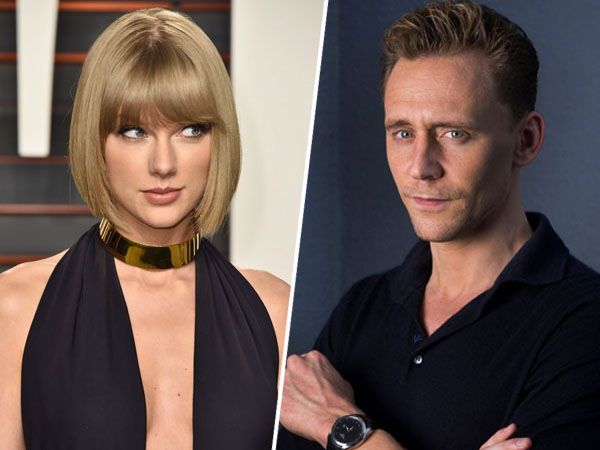 Hubungan Asmara Taylor Swift dan Tom Hiddleston Cuma Rekayasa?