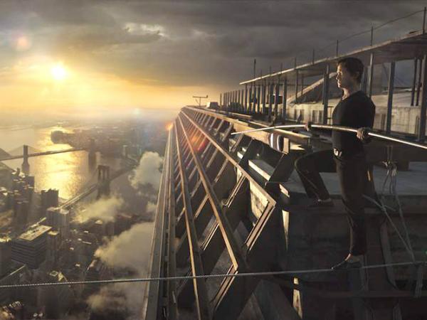 The Walk : Nostalgia Nekat Philippe Petit di Menara Kembar WTC