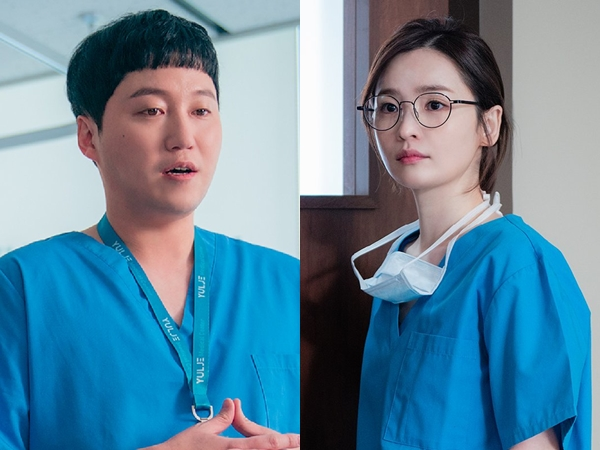 Jeon Mi Do dan Kim Dae Myung Ungkap Karakternya Semakin Kuat di Hospital Playlist 2