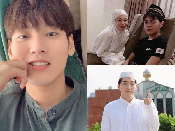 Deretan Influencer Korea Selatan yang Beragama Islam