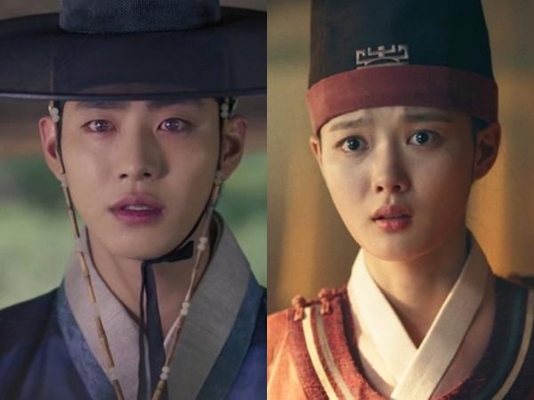 Kim Yoo Jung dan Ahn Hyo Seop Hadapi Takdir yang Tak Pasti di Lovers of The Red Sky