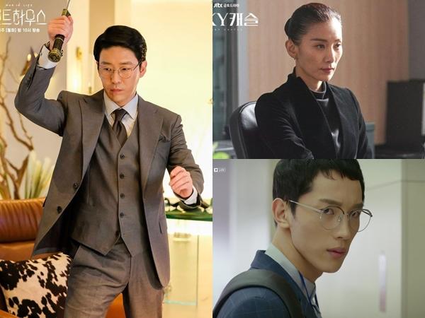 Deretan Penjahat Drama Korea yang Tidak Akan Terlupakan (Part 1)