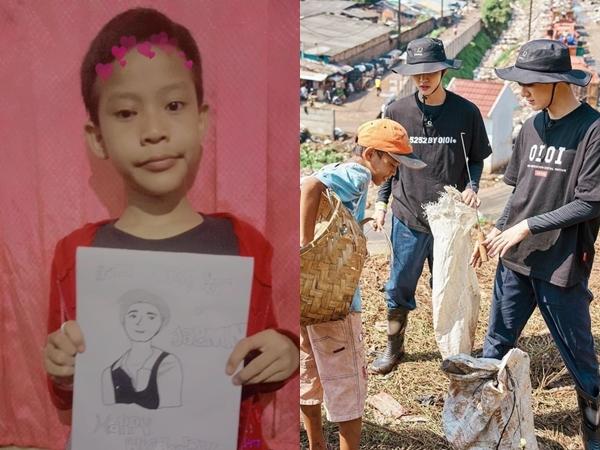 Bikin Haru, Jaemin NCT Notice Ucapan Selamat Ulang Tahun Bocah Indonesia Ini