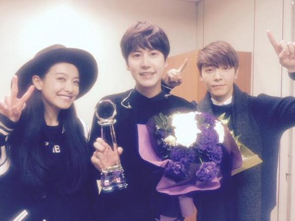 Para Artis SM Entertainment Kompak Tunjukkan Dukungan untuk Debut Solo Kyuhyun