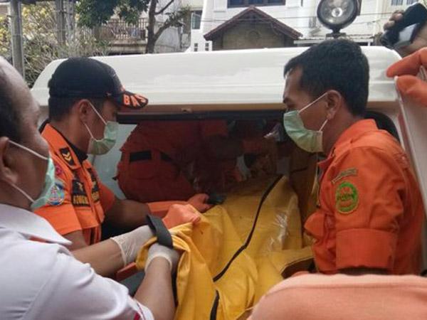 Hasil Visum Mengerikan dari Dua Warga Jepang yang Hangus Terbakar di Bali