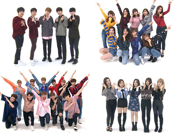 'Weekly Idol' Tayangkan Momen Terbaik Sepanjang 7 Tahun Bareng Doni-Coni, Ada Wanna One Hingga EXO!